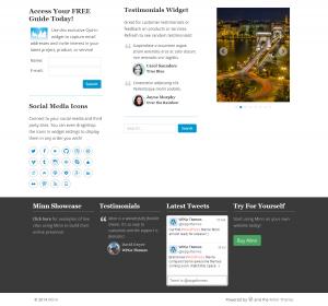 minn-widgets