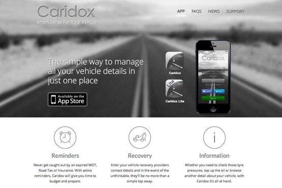 Caridox App