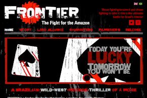 Frontier - The Fight for the Amazon