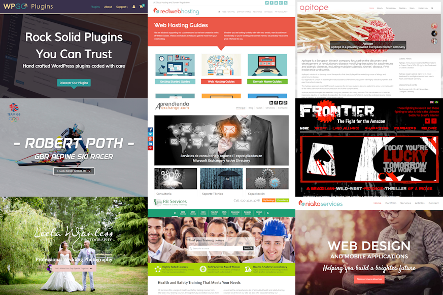 thesis theme showcase Whether you're running a business website or a personal blog, thesis is a perfect choice because it enables you to do what other wordpress themes can't se.